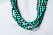 Load image into Gallery viewer, Lemala Necklace in Kelly Green