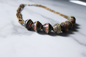 Murchison Necklace in Multicolor