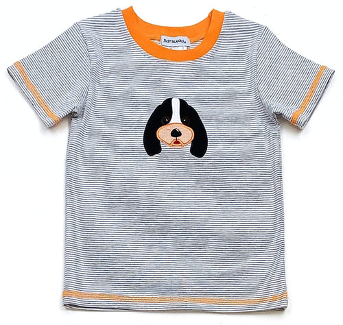 Boys Smokey Dog Shirt Collegiate