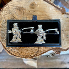 Load image into Gallery viewer, Robot  Cufflinks