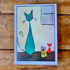 Cat and Mouse Gift Card