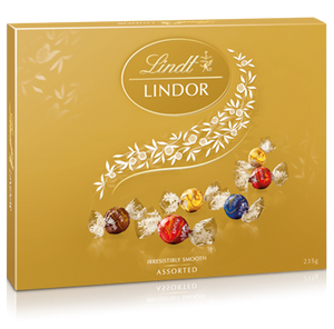 Lindt Assorted Chocolates 235g