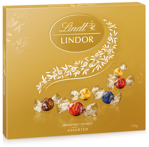 Lindt Assorted Chocolates 150g