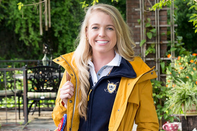 Ashley Cline Cagle - Equestrian Stylist