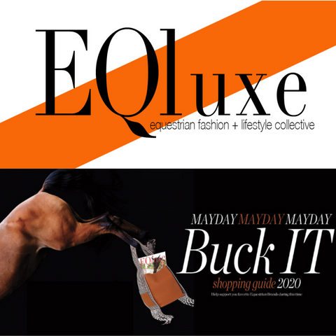 EqLuxe Buck It May Day Shopping List