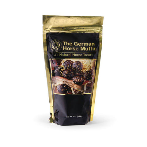 German Horse Muffins all natural horse snack.