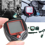 Waterproof Bicycle Accessory Bike Cycle Digital - Workout Vital