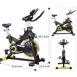 Spinning Bike, Hometrainer, Indoor Cycling Bike