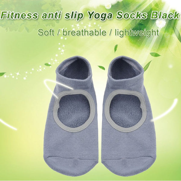Anti-skid Breathable Cotton Socks - Workout Vital