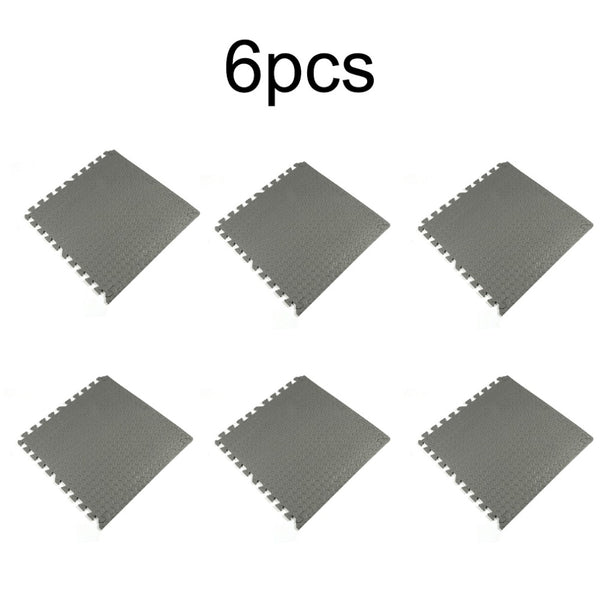 6Pcs/Set Soft EVA Foam Mat