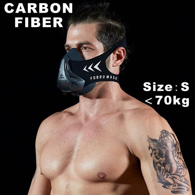 Sports Masks Fitness Masks High Altitude Training Conditioning