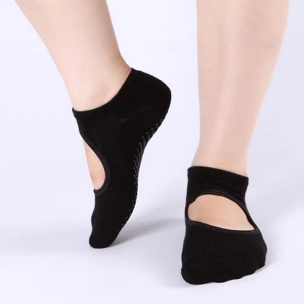 Anti-skid Yoga Socks - Workout Vital