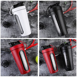 700ml Protein Shaker Stainless Steel Water Bottle