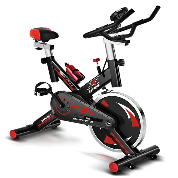 home exercise bike, ultra-quiet indoor sports fitness equipment