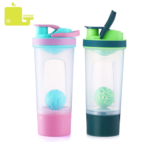 Plastic Shaker Bottle - Workout Vital