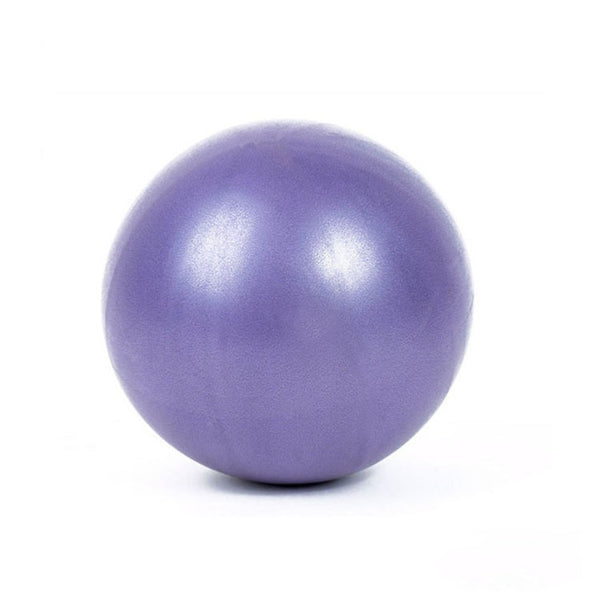 Mini Yoga Pilates Ball Explosion-proof Pvc Fitball For Stability Exercise Training Gym Anti Burst&slip Resistant Straw - Workout Vital