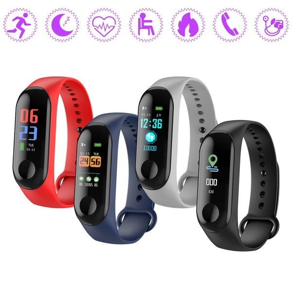 Bluetooth Smart Band - Workout Vital