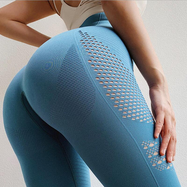 High Waist Yoga pants Hip Push Up pants