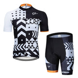 Summer Cycling Jerseys Strava Short Sleeve Bike Clothing