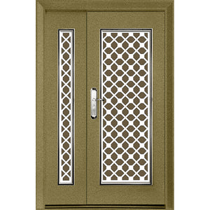 Single Layer 3'x 7'(WxH) LC632 Safety Door