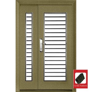 Single Layer 3'x 7'(WxH) MS210 Safety Door