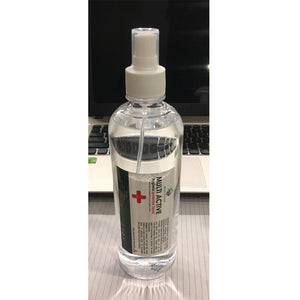 MULTI ACTIVE Hand Hygienic Protector Liquid - with Alcohol 500ml