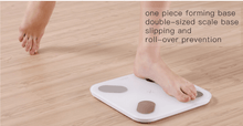 Load image into Gallery viewer, PICOOC Mini Smart Digital Personal Weighing Scale with 11 Indexes