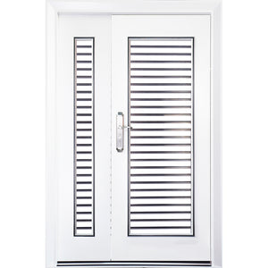 Single Layer 3'x 7'(WxH) SS215 Safety Door
