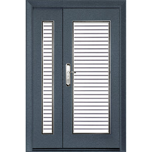 Single Layer 3'x 7'(WxH) SS216 Safety Door
