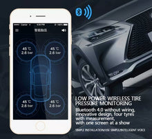 Load image into Gallery viewer, TPMS BLE TP-630 Bluetooth V4.0 Wireless Tire Pressure Monitoring System