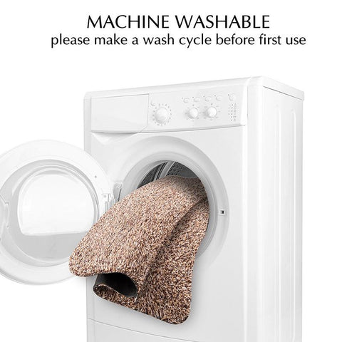 machine wash doormat - BeaBos
