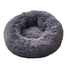 Load image into Gallery viewer, Black Dog bed sofa - BeaBos