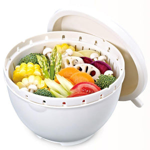 Salad Chopper Bowl - BeaBos