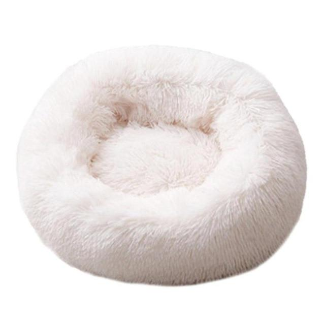 White dog bed sofa - BeaBos