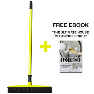 BeaBos™ Broom (2020 Static Bristle Upgraded) *Special Deal*