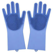 Load image into Gallery viewer, blue Dishwashing Gloves - BeaBos