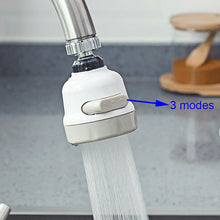 Load image into Gallery viewer, Kitchen/Bathroom Water Saving Rotation Extended Shower Head - BeaBos