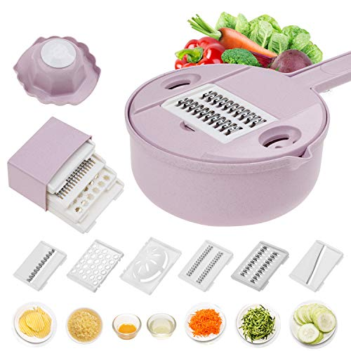 Mandoline Slicer Cutter Chopper and Grater - BeaBos