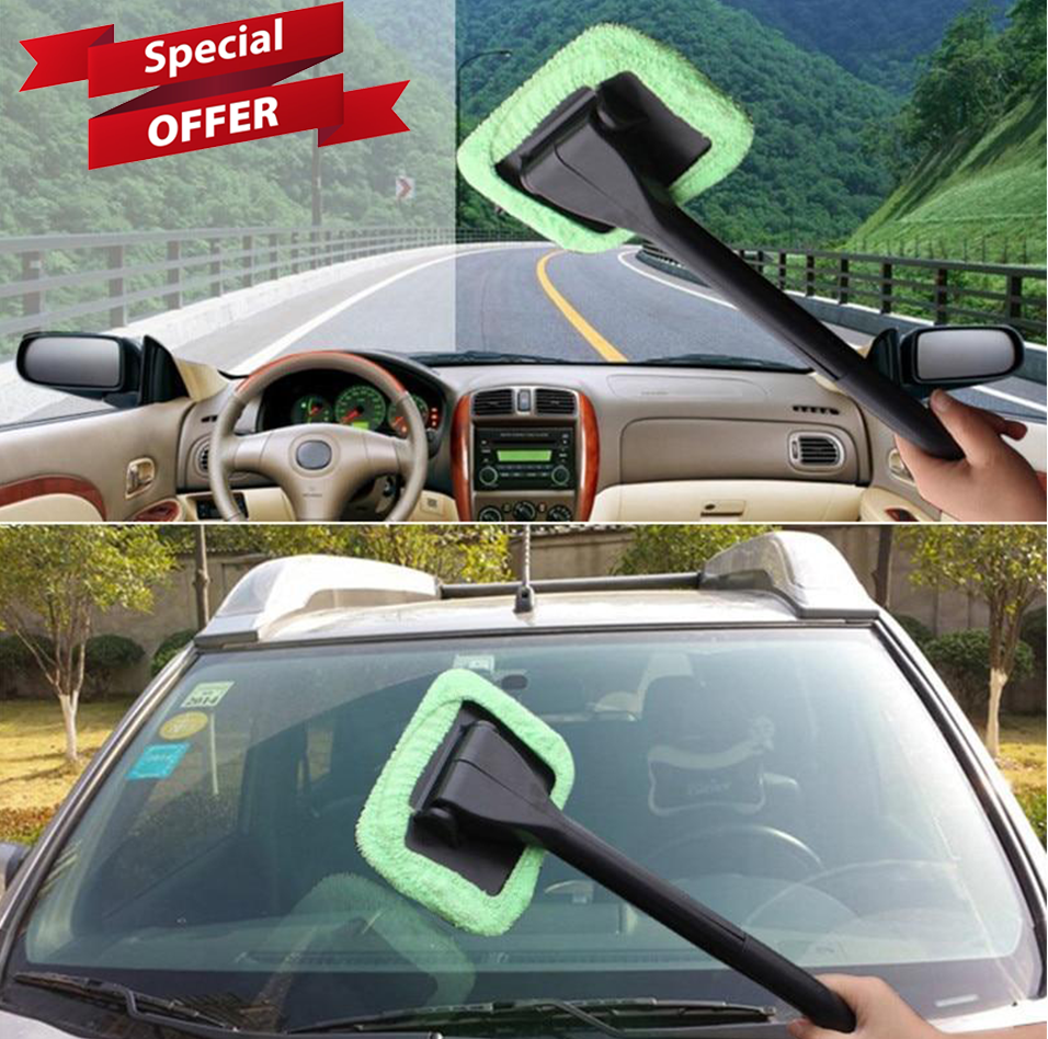 Microfiber Windshield Cleaner (Special Offer)