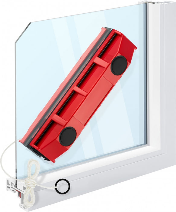 The Glider S-1, Magnetic Window Cleaner, for Single Glazed windows Fit to 0.1″-0.3″ / 2-8 mm windows thickness