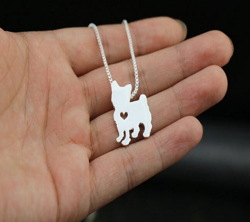 Cute Yorkshire Pendant Necklaces