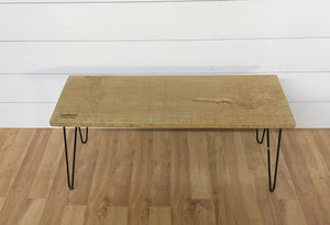 Antique Cypress Coffee Table/Bench
