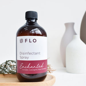 Disinfectant sprayDisinfectant Spray - Enchanted - FLO Aroma Singapore