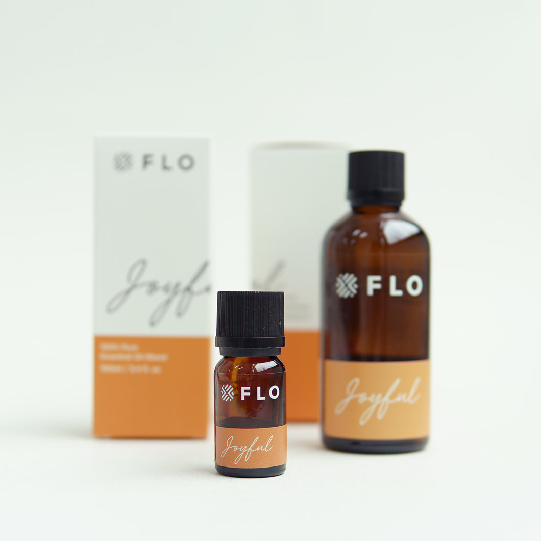 Essential Oil BlendsJoyful Essential Oil Blend - FLO Aroma Singapore