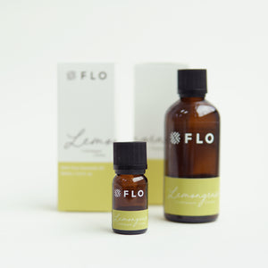 Essential Oil Single-NotesLemongrass Essential Oil - FLO Aroma Singapore