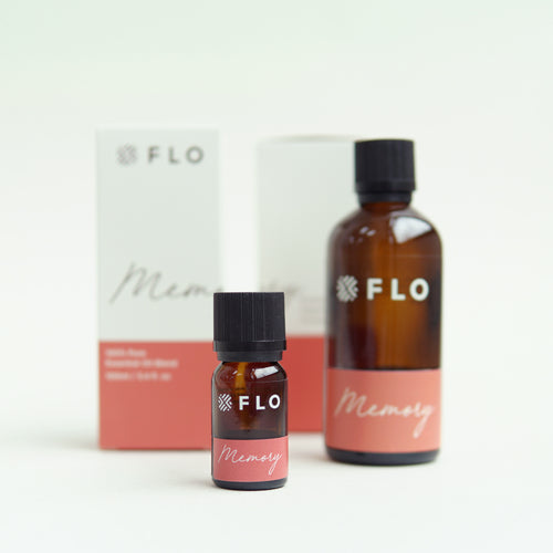 Essential Oil BlendsMemory Essential Oil Blend - FLO Aroma Singapore