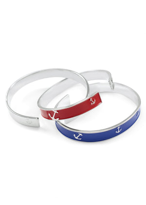 Accessories - Anchor Cuff Bracelets