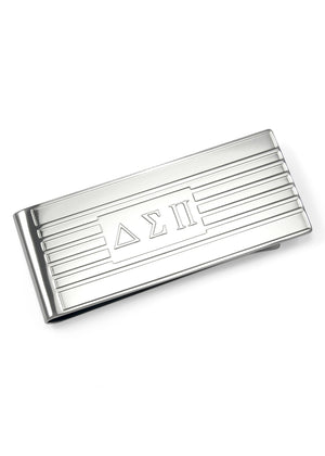 Accessories - Delta Sigma Pi Classic Money Clip