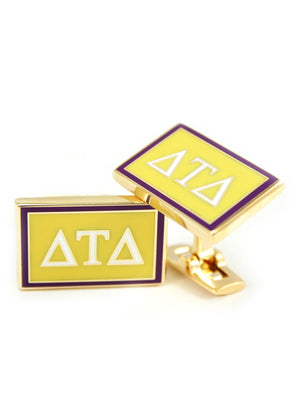 Accessories - Delta Tau Delta Cuff Links