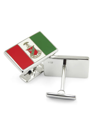 Accessories - Kappa Sigma Flag Cufflinks